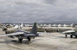 روسیه: در دو سال ۱۱۸ پهپاد مهاجم را در سوریه ساقط کردیم