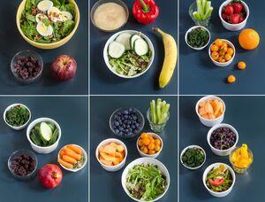 در دوران بارداری چقدر غذا باید بخوریم؟