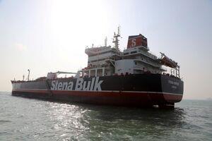 ورود نفتکش انگلیسی «استنا ایمپرو» به بندر «راشد» دبی