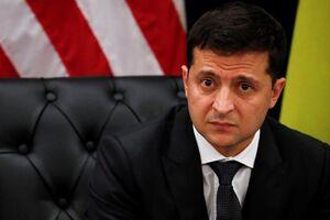 رئیسجمهور اوکراین به کرونا مبتلا شد