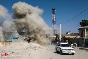 انفجار در کابل همزمان با آغاز انتخابات