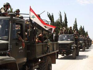 پیشروی ارتش سوریه اردوگاه غرب را به وحشت انداخت