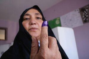 آغاز انتخابات ریاست جمهوری افغانستان