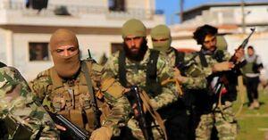 تروریستهای سوری