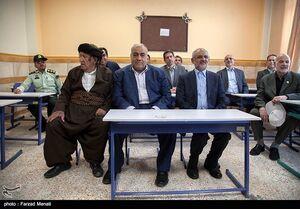 عکس/ افتتاح ۷۲ مدرسه در مناطق زلزله زده کرمانشاه