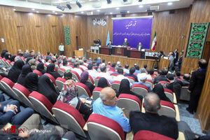 عکس/ اولین دادگاه پرونده لیزینگ خودرو پرهام آزادشهر