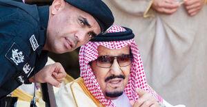تصاویری از محافظ شخصی کشته شده پادشاه عربستان