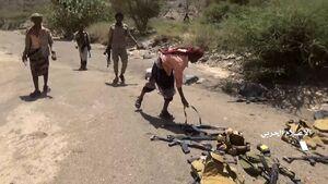 اولین تصاویر از لحظه عملیات نصر من الله یمن