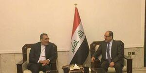 عکس/ رایزنیهای مقامات ایرانی و عراقی در آستانه اربعین