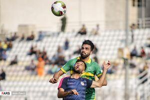 عکس/ وداع قشقایی با جام حذفی