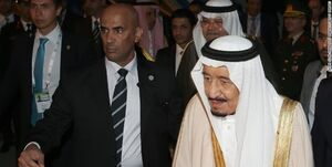 افشای جزئیات تازه از هویت «قاتل» محافظ شاه سعودی +عکس