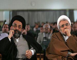 موسوی لاری و نوری