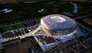 عکس/ ورزشگاه زیبای میزبان فینال جام باشگاههای جهان