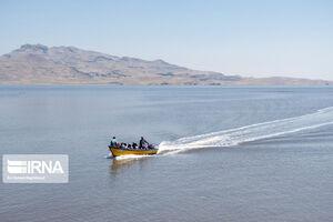 روزهای پر هیاهوی دریاچه ارومیه
