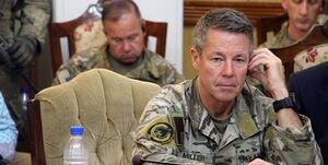 دستوری برای کاهش نیرو در افغانستان دریافت نکردهایم