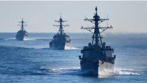 فارنپالیسی: نیروی دریایی آمریکا آمادگی مقابله با ایران را ندارد