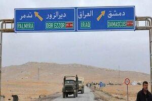 فیلم/ وحشت جیرهخواران سعودی از افتتاح گذرگاه القائم-البوکمال