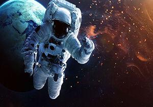 فیلم/ از تمرینات فضانوردان در زمین