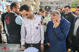 دستگیری دکتر و مامور اوژانس قلابی