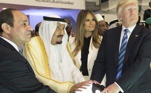 تشدید تلاش ترامپ برای تشکیل ناتوی عربی