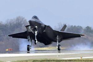 """هواپیمای """"اف-۳۵"""""""