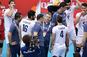 با حذف روسیه، والیبال ایران المپیکی شد؟