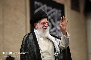 دیدار مجمع عالی فرماندهان سپاه با رهبر انقلاب