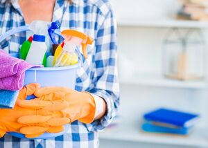 ویژگی مهم و موثر در انتخاب شرکتهای خدمات نظافتی، فرشتگانِ بدون بال