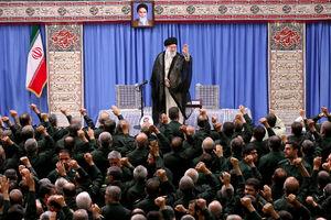 عکس/ دیدار مجمع عالی فرماندهان سپاه با فرمانده کل قوا