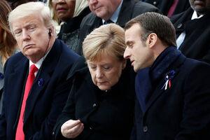 واگرایی اروپاییان و تَشرهای ترامپ: چشمآبیها پیگیر جایگاه خود در معادلات آینده جهان+ سند