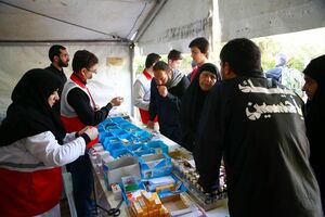 درمان رایگان زائران اربعین در بیمارستانهای عراق