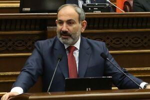 توضیح نخستوزیر ارمنستان درباره «سلفی» با روحانی و پوتین