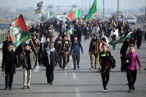 لحظهشماری دانشجویان حسینی برای اربعین