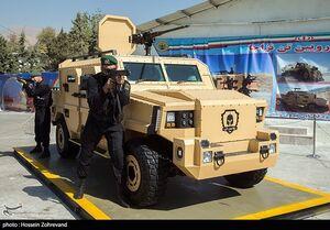 ۵ دستاورد جدید نیروی زمینی ارتش رونمایی شد