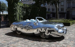 عکس/ تُپُلترین خودروی جهان!