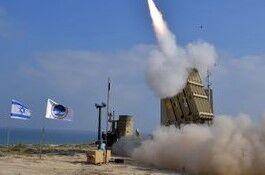 نشنالاینترست: پدافند موشکی اسرائیل آسیبپذیر است