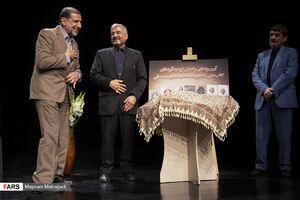 عکس/ چهارمین سالگرد شهادت «سردار همدانی»