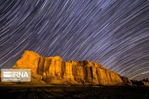 آسمان پرستاره دیدنی بوشهر