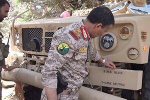 عکس/ خودروهای به غنیمت گرفته شده در عملیات «نصر من الله»