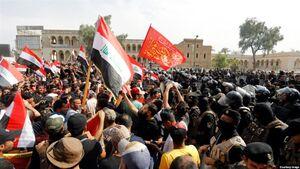 چه کسانی تظاهرات در عراق را به خشونت کشاندند؟ / انتقام آمریکا و ارتجاع عبری - عربی از «عادل عبدالمهدی» با حمایت از بازماندههای حزب بعث + عکس و نقشه