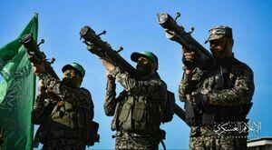 موشک زمین به هوای مدرن روسی در اختیار رزمندگان مقاومت در غزه +عکس