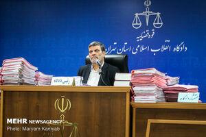 فروش اطلاعات رقبای عظام در قبال قراردادهای مشاوره/ ایروانی پیشتر به اتهام ارتشا بازداشت شده بود