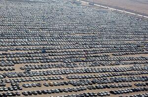 فیلم/ وضعیت مبهم قیمت پارکینگها در مرز