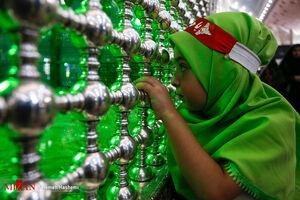 عکس/ همایش بزرگ سه سالههای حسینی