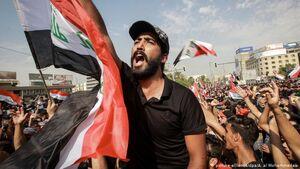 فیلم/ پشتپرده اغتشاشات عراق چه کسانی هستند؟