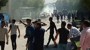دستگیری فرزند یک ضدانقلاب سرشناس در اعتراض امروز لردگان
