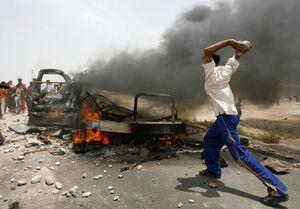 پایان تظاهرات در دو شهر عراق پس از توافق دولت و معترضان