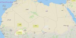 سهم ناچیز ایران در تجارت با آفریقا +نمودار