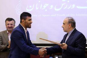 تقدیر وزیر ورزش از شورایی که تعلیق جودوی ایران را رقم زد +عکس