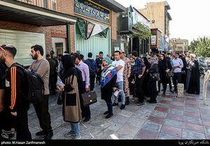 عکس/ اداره گذرنامه در آستانه سفر اربعین حسینی